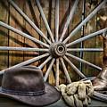 The Wagon Master by Paul Ward