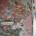 The Walls Of Venice by Guy Ciarcia