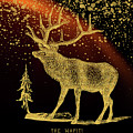 The Wapiti by Angela Doelling AD DESIGN Photo and PhotoArt
