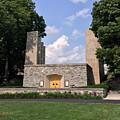 The War Memorial Chapel At Virginia Tech by Andrew Webb