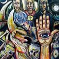The Watchers by Stephen Hawks