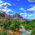 The Watchman by Randy Dyer