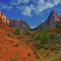 The Watchman Trail by Raymond Salani III