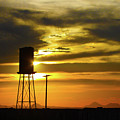 The Water Tower by Marie Leslie