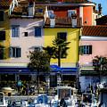 The Watercolors In Split by Francisco Gomez