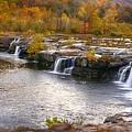 The Waterfalls by Ann Keisling