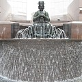 The Waterman Fountain by Donna Wilson