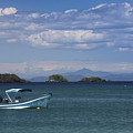 The Waters Of Coiba by Christina Gupfinger