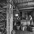 The Way We Were - The Blacksmith 2 Bw by Steve Harrington