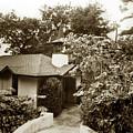 The Wedding Chapel Carmel  Highlands Inn Circa 1968 by California Views Archives Mr Pat Hathaway Archives