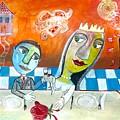 The Wedding by Eleni Koritou