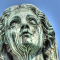 The Weeping Sculpture by Yury Bashkin