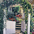 The Welcome Cottage by David Lloyd Glover