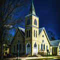 The Wenonah United Methodist Church by Nick Zelinsky