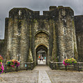 The West Gatehouse 1 by Steve Purnell