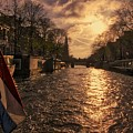 The Westerkerk Amsterdam by Nick Wardekker