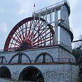 The Wheel Of Laxey, Isle Of Man by Marcus Dagan