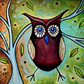 The Whimsical Owl by Elizabeth Robinette Tyndall