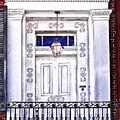 The White Balcony by Frances Ann Hattier