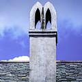 The White Chimney by Frances Ann Hattier