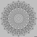 The White Mandala No. 4 by Joy McKenzie