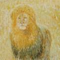The Wild  Lion by Glenda Crigger