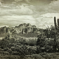 The Wild West Of The Superstitions  by Saija Lehtonen