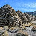 The Wildrose Charcoal Kilns by Charles Dobbs