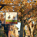 The William Pitt Shop Sign by Rachel Morrison