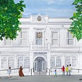 The Willis Museum, Basingstoke 2017  by Karen Jane Jones