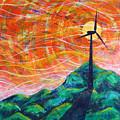The Wind by Rollin Kocsis