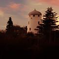 The Windmill At Sunset by MSVRVisual Rawshutterbug