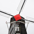 The Windmill by Jost Houk
