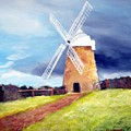 The Windmill by Julie Lamons