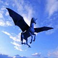 The Winged Horse by Pierre Blanchard