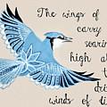 The Wings Of Hope by Sara Matthews