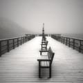 The Winter Pier by Tara Turner