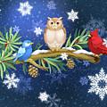 The Winter Watch by Randy Wollenmann