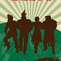 The Wizard Of Oz Poster by Florian Rodarte