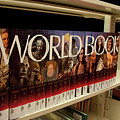 The World In The Library - Encyclopedias by Mitch Spence