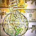 The World Is Money by Paulo Zerbato