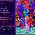 The Worshipping Heart And The Anointing Of Colors by Cassandra Donnelly