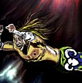 The Wrestler by Herbert Renard
