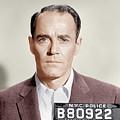 The Wrong Man, Henry Fonda, 1956 by Everett