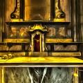 The Yellow Light Church 3p - La Chiesa Della Luce Gialla 3p by Enrico Pelos