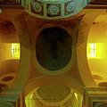 The Yellow Light Church 4 - La Chiesa Della Luce Gialla 4 by Enrico Pelos