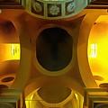 The Yellow Light Church 4p- La Chiesa Della Luce Gialla 4p by Enrico Pelos