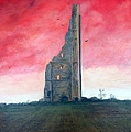 The Yellow Steeple by Martine Murphy
