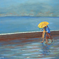 The Yellow Umbrella by Jerry McElroy