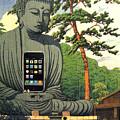 The Zen Of Iphone by John Vincent Palozzi
